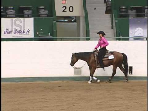 NCRHA Futurity and Derby - Emily Morris and Cross Step Wrangler