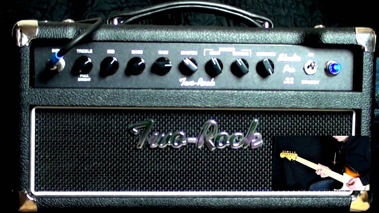 Two Rock Studio Pro 22 Guitar Amplifier