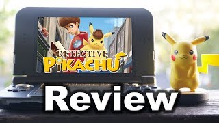Detective Pikachu Review | Surprisingly Charming! (Video Game Video Review)