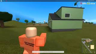 roblox jugando Prision Royale / TheMasterProGamer
