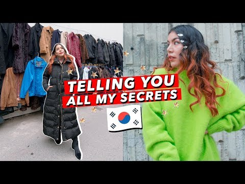 DON'T be a Tourist, Shop like a Local | Shopping in Seoul