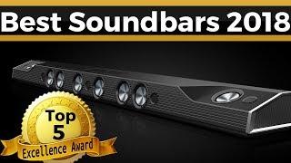 Best soundbars 2018: Top 5 best soundbars [buy guide 2018]
