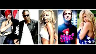 Download Britney Spears vs. Kesha, Taio Cruz, Rihanna, David Guetta - Hold It Against Me (Megamix Mash-Up) MP3 song and Music Video
