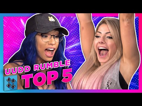 Top 5 UUDD Championship Rumble Moments!