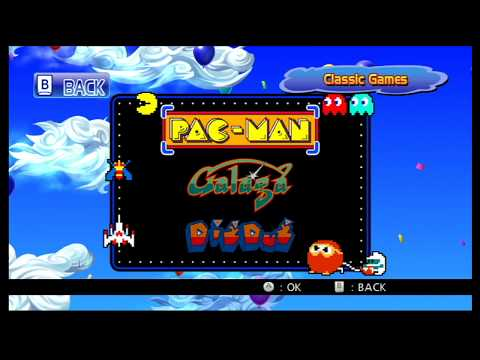 Pac-Man Party Classic Arcade Games