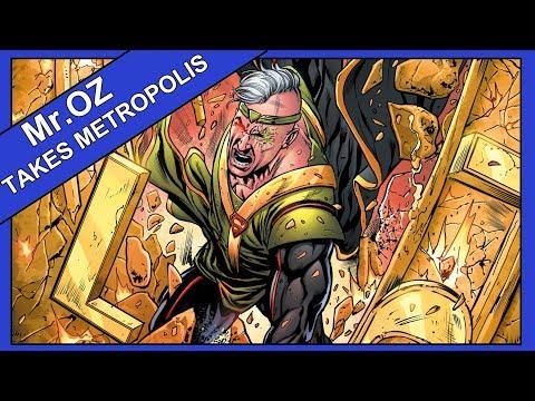 Jor-El Takes Metropolis | Action Comics #989