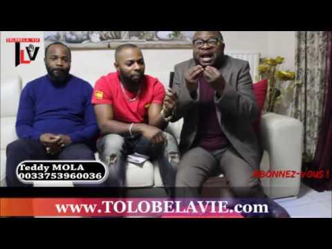 BOKETSHU Wa YAMBO émission oyo RUBERWA...
