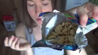 Арахис соленый жареный ДЖАЗ / Peanut Jazz — Food Unpack&Review