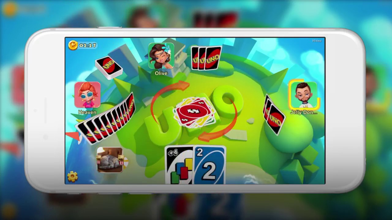 UNO Is Now Available Via Facebook Messenger Gaming Platform