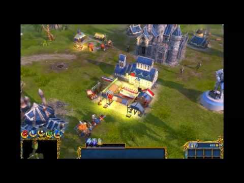 Majesty 2 Early game presentation  