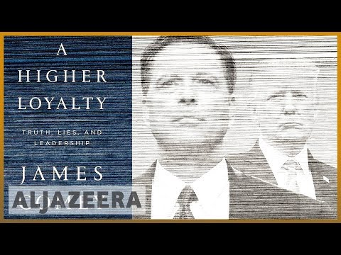 🇺🇸 A Higher Loyalty: A new book lashing out Trump by James Comey | Al Jazeera English