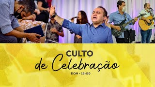 Graça, Transformadora e Maravilhosa Graça - Culto de Celebração - IP Altiplano - 26/09