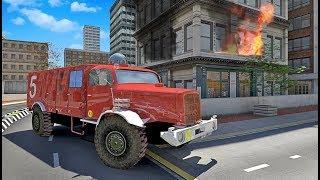 Fire Truck Simulator 2019