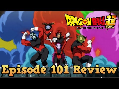 Dragon Ball Super Episode 101 Review: The Impending Warriors of Justice! Pride Troopers!