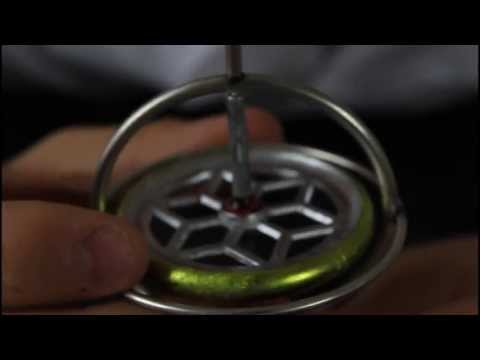 Amazing Gyroscope Physics Experiment