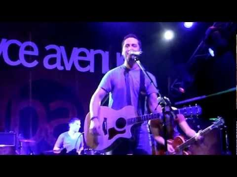 Music video Boyce Avenue - Hear Me Now (Live 2012)
