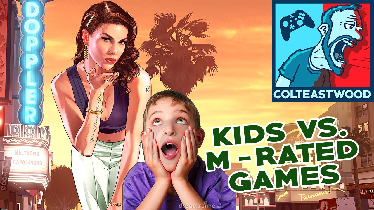 Kid Busted At Gamestop M Rated Game Colteastwood Youtube
