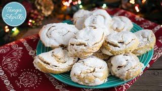 Вкуснейшее Песочное Печенье с Безе | Meringue Cookies | Tanya Shpilko