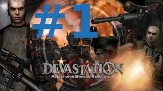 Zagrajmy w Devastation #1 Początkowe faile  - [Gameplay PL / Let's Play PL]