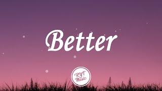 Aj Salvatore, Fluencee - Better  S  Aj Salvatore , Feat. Bri Tolani