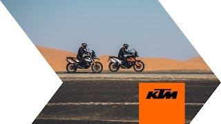 KTM 790 ADVENTURE: TIME TO CHOOSE WHICH PATH | KTM