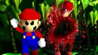 One Punch Mario [Super Mario 64]