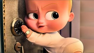 THE BOSS BABY All Movie Clips + Trailer (2017) thumbnail