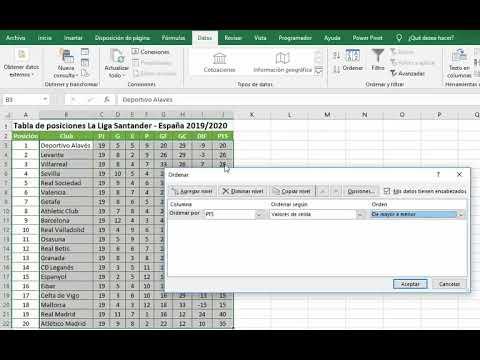 Excel calculo de posiciones forex