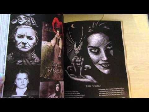 Black Sabbath The Illustrated Lyrics Vol 1 New Book
