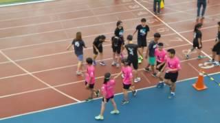 20160521全國班際大隊接力錦標賽北中312決賽榮獲第一名成績4分29秒14
