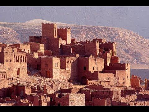 1°Parte Viaggio e vacanze in Marocco Ait Benhaddou con Avventure nel Mondo Pistolozzi Marco.