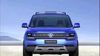 Volkswagen Taigun Concept 2012 Videos