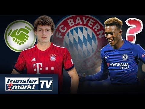 Bayern: Pavard-Transfer bestätigt - Hudson-Odoi im Anflug?   TRANSFERMARKT