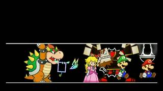 Super Paper Mario Part 37 The Crash