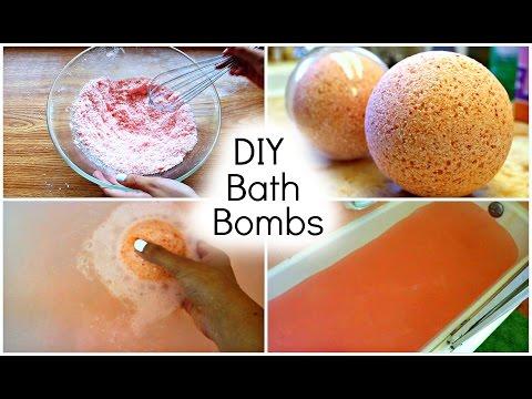 Diy Lush Bath Demo