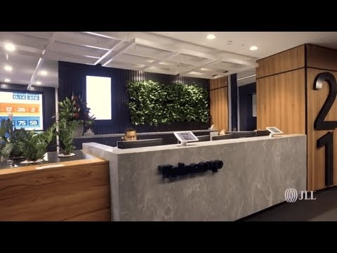 See TABCORP's Stunning New Melbourne Office