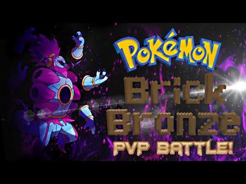 Roblox Pokemon Brick Bronze PvP Battles - #157 - Evolga_Gaming