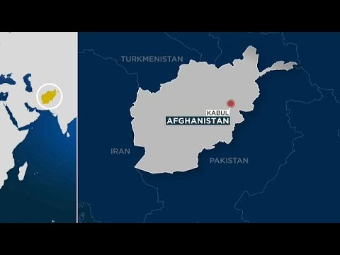 Dozens of casualties as suicide blast hits Afghan capital Kabul
