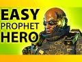 BLACK OPS 3 - HOW TO GET GOLD PROPHET HERO GEAR