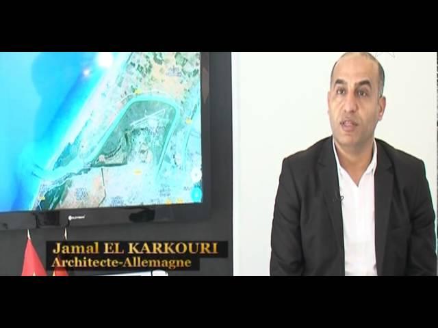 Jamal EL Karkouri Canal Atalas Avril 2015