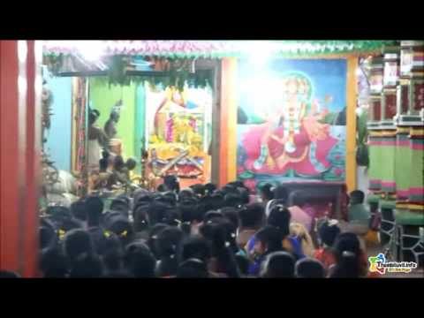 Thambiluvil Kannaki Amman kovil 2nd day Pooja 2017