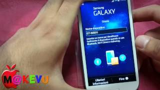 Samsung Galaxy S3 Neo Unboxing & Review by MAKEVU [ ITA ] recensione Italiano