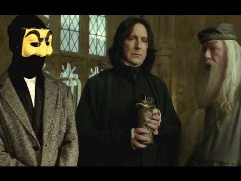 YTP: Piton Spaccia SaS Alla Scuola Di Magia E Stregoneria Di Hogwarts