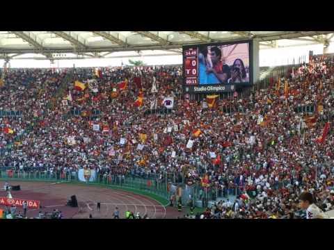 Roma-Lazio, Campo Testaccio, 22.09.13