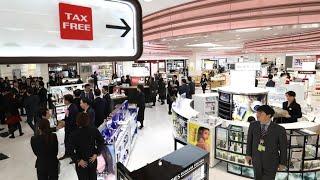 Аэропорт Нарита (Токио), Цены Дьюти Фри! Улетаю из Японии! Еду на Авторынок Зеленый Угол Дром ру