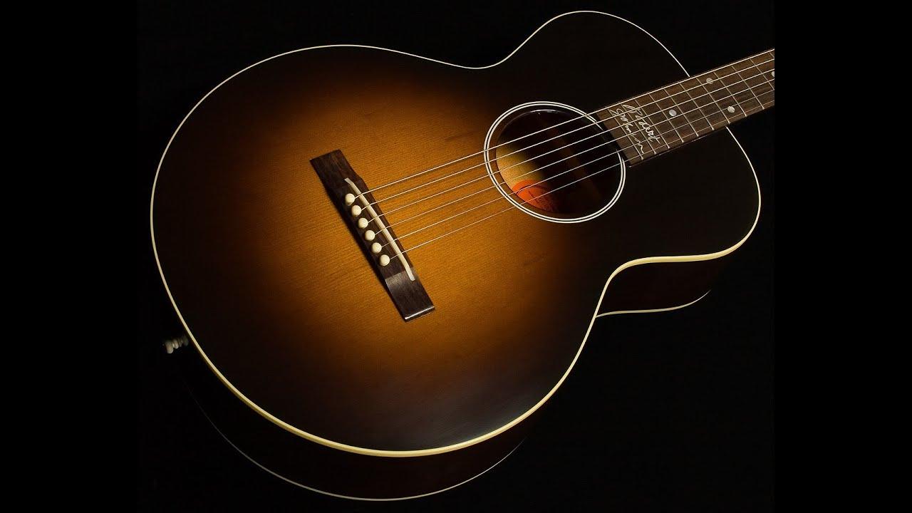632855296c7 Gibson Montana Robert Johnson L-1 • SN: 12992062 - YouTube