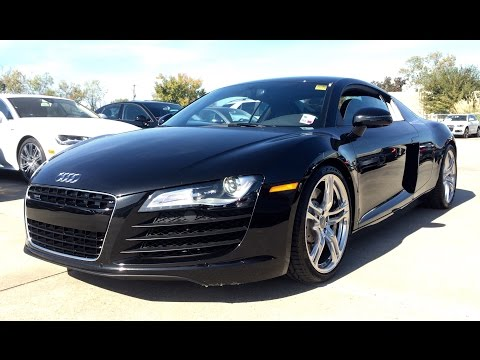 Audi R8 Full Review / Start Up / Exhaust