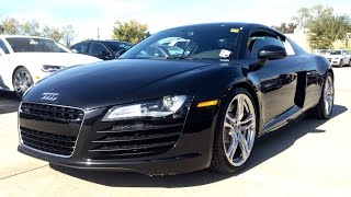 audi r8 full review start up exhaust