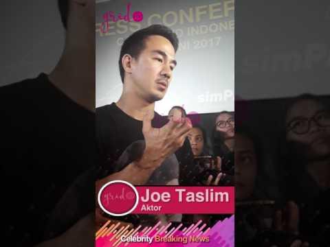 Ini Bocoran Karakter Joe Taslim Di Film Korea. Keren Deh!