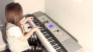Heart Attack - Demi Lovato ( Piano Cover)   VICTORIA AYCOCK